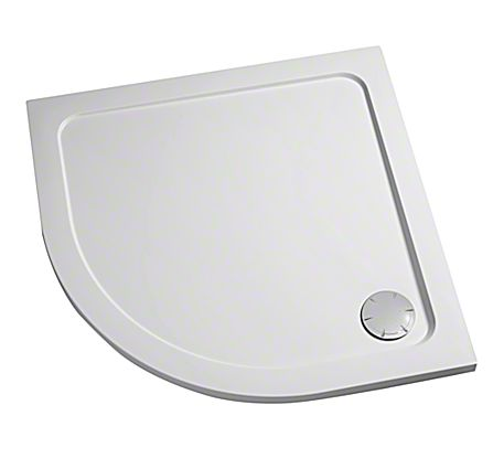 Mira Flight Safe Low 800mm Quadrant Shower Tray Anti-Slip