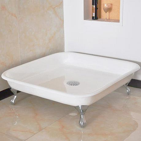 Traditional Shower Trays