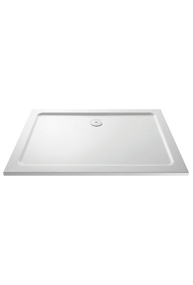 Ultra Pearlstone 1600mm x 800mm Rectangular Shower Tray