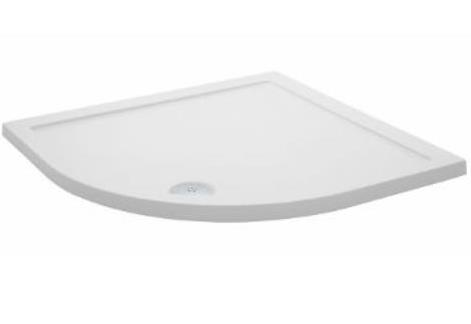 Ultra Pearlstone 800mm x 800mm Quadrant Shower Tray